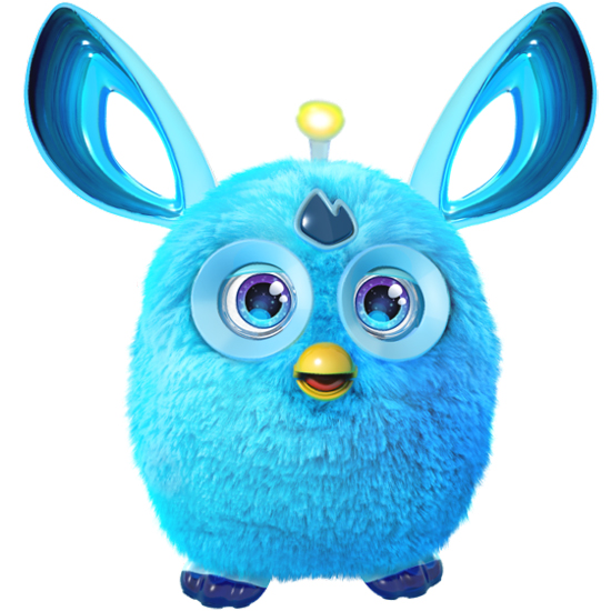 Furby Connect Голубой