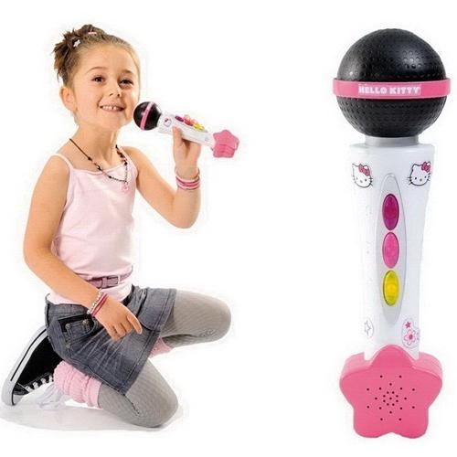 Как сделать игрушечный микрофон детям