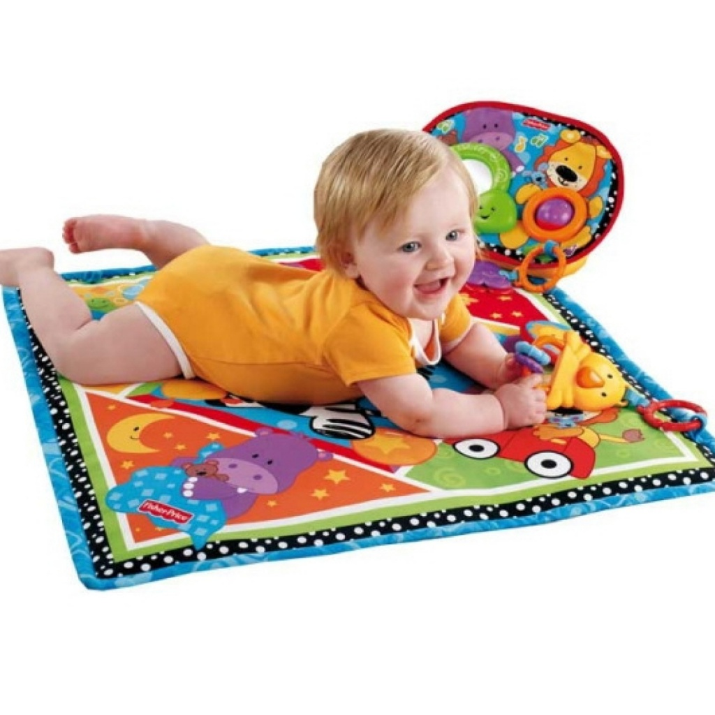 фото для малышей игровые коврики