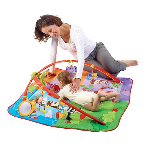 Развивающий коврик для детей от 0 до 1