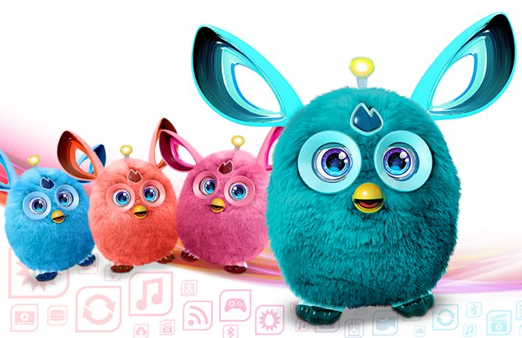 Furby Connect 2016 Hasbro
