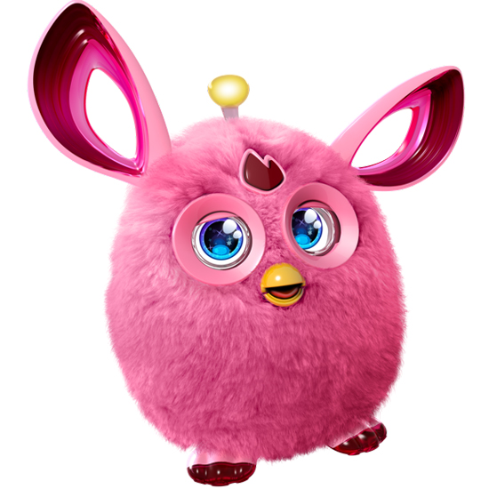 Furby Connect Розовый